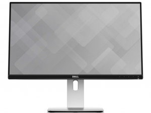 DELL LCD MONITOR 24 U2417HWI (WIRELESS CONNECT) 1920X1080, 1000:1, 250CD, 8MS, HDMI, Fekete