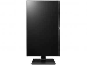 LG IPS MONITOR 27 - 27BK750Y-B, 1920X1080, 16:9, 250 CD, 5MS, DVI-D,DP, HDMI,USB, Pivot, Állítható magasság