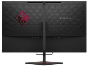 HP OMEN BY HP 27 DISPLAY MONITOR 2560 X 1440, 1000:1, 350 CD, 1.8 MS, DISPLAYPORT, HDMI