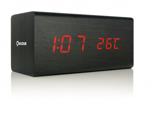 Quazar Charger Clock Station - QZR-WR03 - Asztali óra és vezeték nélküli töltő