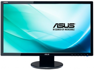 ASUS VE248HR 24 FHD, (1920 x 1080), WLED/TN, 1ms, monitor
