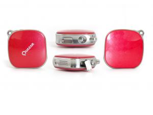 Quazar Q-tracker Medal - QZR-TR02 - GPS tracker - nyomkövető - Piros