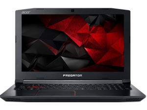 Acer Predator G3-572-790M 15,6 FHD IPS/Intel® Core™ i7 Processzor-7700HQ/8GB/128GB+1TB/GTX 1050Ti 4GB/fekete laptop