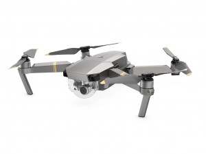 DJI Mavic Pro Platinum - Fly More Combo - Drón