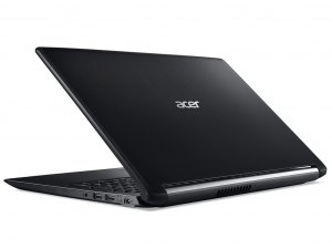 Acer Aspire A515-51G-52VN 15.6 FHD, Intel® Core™ i5 Processzor-7200U, 4GB, 2TB HDD, Nvidia GeForce MX150 - 2GB, Linux, Fekete notebook