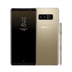 Samsung Galaxy Note 8 64GB Arany - Dual-SIM - Okostelefon