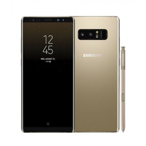 Samsung Galaxy Note 8 64GB Arany - Okostelefon