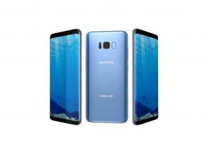 Samsung Galaxy S8+ 64GB G955F - Kék - Okostelefon