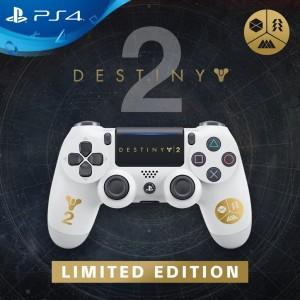 Sony Playstation 4 (PS4) Dualshock 4 V2 Destiny 2 Limited Edition kontroller