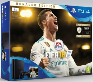 Sony Playstation 4 Slim (PS4) 1TB - FIFA 18 Deluxe Konzolcsomag