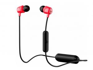 Skullcandy S2DUW-K010 JIB bluetooth fülhallgató, Fekete - Piros