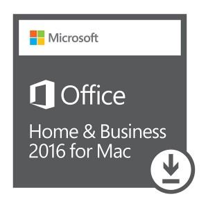 Office for MAC 2016 Otthoni és Vállalati verzió (Minden nyelven elérhető) - Letölthető (ESD)
