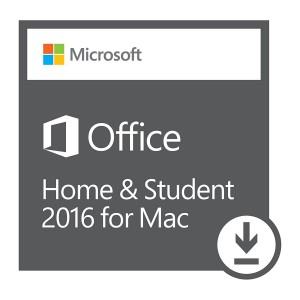 Office for MAC 2016 Otthoni és Diák verzió (Minden nyelven elérhető) - Letölthető (ESD)