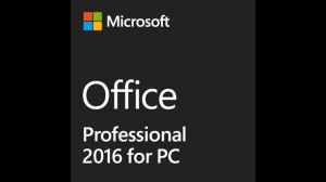 Office 2016 Professional (Minden nyelven elérhető) - Letölthető (ESD)