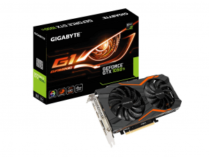 Gigabyte GTX 1050 Ti G1 Gaming 4G