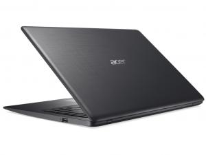 Acer Swift 14,0 HD SF114-31-C2A4 - Fekete - Windows® 10 Home Intel® Celeron® Dual Core™ N3060/1,60GHz/, 4GB 1600MHz, eMMC 64GB HDD, Intel® HD Graphics 400, WiFi, Bluetooth, Webkamera, Windows® 10 Home, Matt kijelző