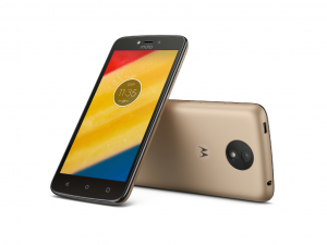 Motorola Moto C Plus Gold - Dual - SIM - Arany - Okostelefon