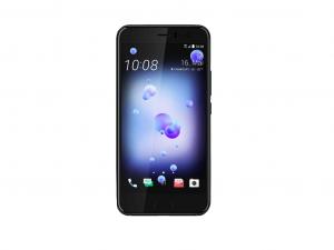 HTC U11 - Dual-SIM - Brilliant Black - Fekete - Okostelefon