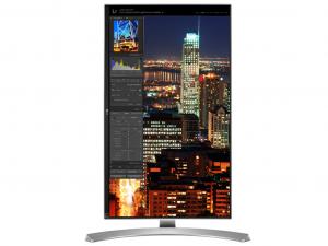 LG 27UD88-W IPS 4K MONITOR, 27 3840X2160, 16:9, 350 CD/M2, 5 MS, 2X HDMI, DP, 2X USB