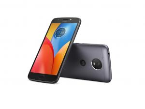 Motorola Moto E4 Plus - Sötétszürke - Dual-SIM - Okostelefon