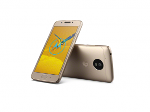 Motorola Moto G5 - Dual-SIM - Arany - Okostelefon