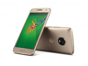 Motorola Moto G5 Plus - Dual-SIM - Arany - Okostelefon