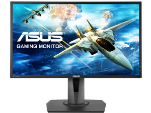 ASUS MG248QR - 24- Colos Fekete FHD 16:9 144Hz 1ms LED TN Monitor