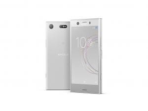Sony Xperia XZ1 Compact - G8441 - Ezüst - Okostelefon