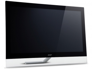 ACER IPS LED TOUCH MONITOR T232HLABMJJCZ 23 16:9, 1920X1080, 4MS, 300NITS, HDMI, MM, FEKETE