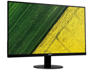 Acer IPS LED MonitorR SA230BID 23 16:9, 1920X1080, 4MS, 250NITS, HDMI, Fekete