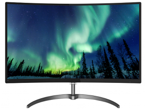 Philips 328E8QJAB5/00 32 ívelt monitor