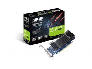 Asus PCIe NVIDIA GT 1030 2GB GDDR5 - GT1030-SL-2G-BRK - Videokártya