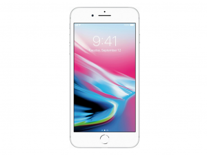 Apple iPhone 8 Plus 64GB 3GB Ezüst Okostelefon