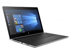 HP ProBook 450 G5, 15,6 FHD matt, Intel® Core™ i3-7100U Processzor, 4GB DDR4, 128GB SSD, Intel® HD Graphics 620, ezüst, Win10P