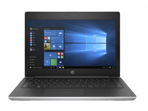 HP ProBook 430 G5 4WU94ES 13.3 Full HD - Intel® Core™ i3 Processzor-8130U Dual-core - 4GB DDR4 - 128GB SSD - Intel® UHD Graphics 620 - Dos - ezüst notebook