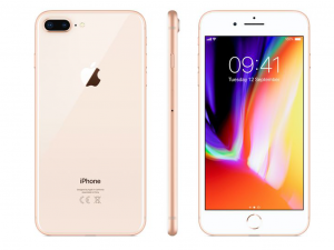 Apple iPhone 8 Plus 256 GB Arany - Okostelefon