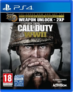Call Of Duty WWII (PS4) Játékprogram