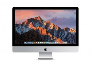 Apple iMac 27 Retina 5K - MNE92MG/A - i5-3 Processzor.4GHz- 8GB - 1TB - Radeon Pro 570w 4GB