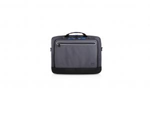 Dell Urban Briefcase 15,6 szürke válltáska, kék díszítéssel 460-BCBD