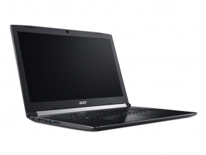 Acer Aspire 5 A517-51G-52U6 17,3 IPS FHD, Intel® Core™ i5 Processzor-8250U, 8GB, 128GB SSD + 1TB HDD, NVIDIA GeForce MX150 - 2GB, linux, fekete notebook