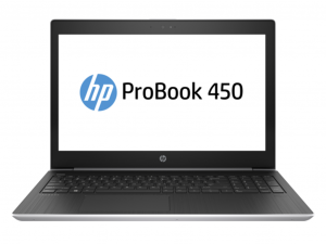 HP PROBOOK 450 G5 15.6 HD AG Core™ I3-7100U 2.4GHZ, 4GB, 500GB
