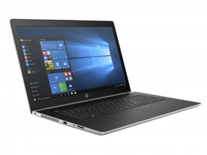 HP PROBOOK 470 G5 17.3 FHD AG Core™ I7-8550U 1.8GHZ, 8GB, 256GB SSD, 1TB, NVIDIA GEFORCE 930MX 2GB, WIN 10 PROF.