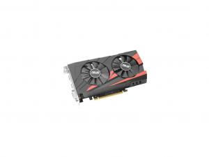 Asus GTX 1050 Ti 4GB DDR5 OC - EX-GTX1050TI-O4G - Videókártya