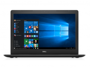 Dell Inspiron 5570 15.6 FHD, Intel® Core™ i7 Processzor-8550U, 8GB, 256GB SSD, AMD Radeon 530 - 4GB, Win10P, fekete notebook