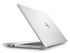 Dell Inspiron 5570 15.6 FHD, Intel® Core™ i7 Processzor-8550U, 16GB, 2TB, 256GB SSD, AMD Radeon 530 - 4GB, Win10H, ezüst notebook