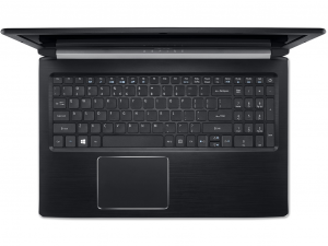 Acer Aspire A515-51G-5934 15.6 FHD IPS, Intel® Core™ i5 Processzor-8250U, 4GB, 1TB HDD + 128 SSD, NVIDIA GeForce MX150 - 2GB, linux, fekete notebook