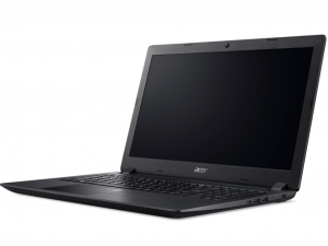 Acer Aspire 3 A315-51-3428 15.6 HD, Intel® Core™ i3 Processzor-6006U, 4GB, 1TB HDD, linux, fekete notebook
