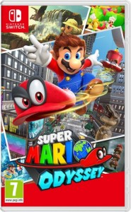 Super Mario Odyssey (Nintendo Switch) Játékszoftver