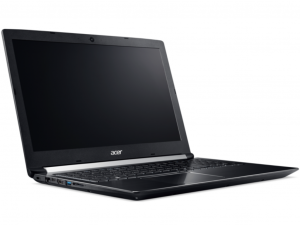Acer Aspire A715-71G-71LS 15,6 FHD IPS/Intel® Core™ i7 Processzor-7700HQ/8GB/1TB/GTX 1050 2GB/fekete laptop