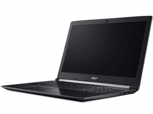 Acer Aspire A515-51G-84JT 15.6 FHD IPS, Intel® Core™ i7 Processzor-8550U, 8GB, 1TB HDD, NVIDIA GeForce MX150 - 2GB, linux, fekete notebook